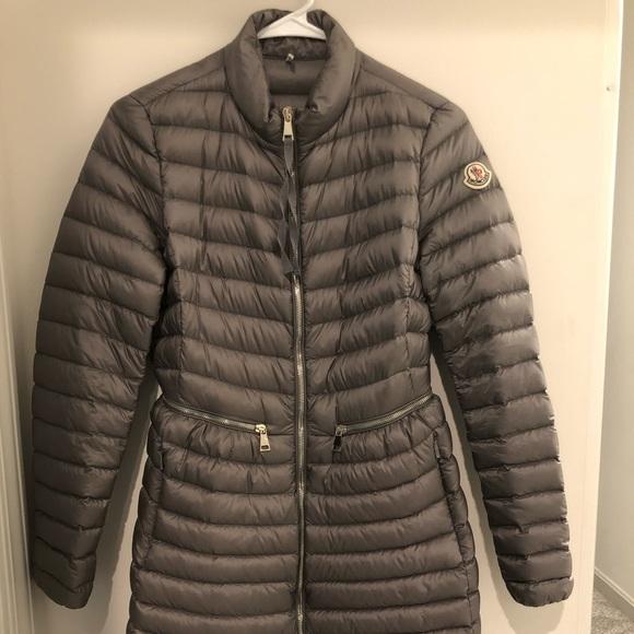 Authentic Moncler Agatelon jacket.